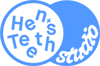 Hen's Teeth Agency - Logo