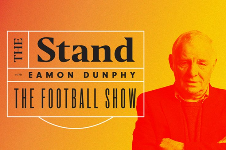 The Stand with Eamon Dunphy image